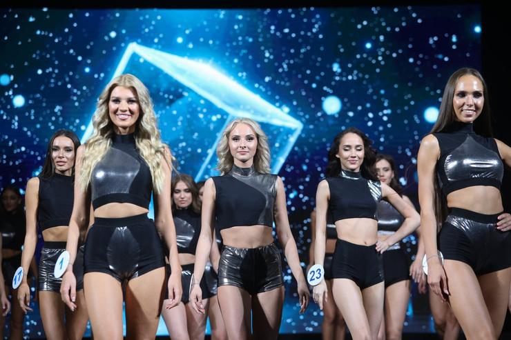Соперницами Саламовой стали более 30 красивейших девушек столицы