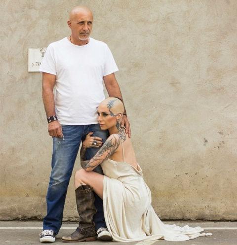 Филипп Бальзано и Наргиз Закирова