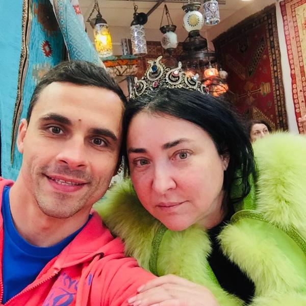 Лолита и Дмитрий Иванов прожили в браке девять лет
