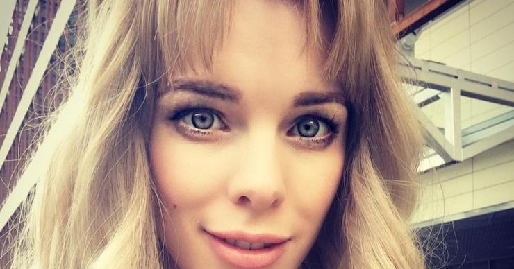 Анна Старшенбаум скрывает развод от сына
