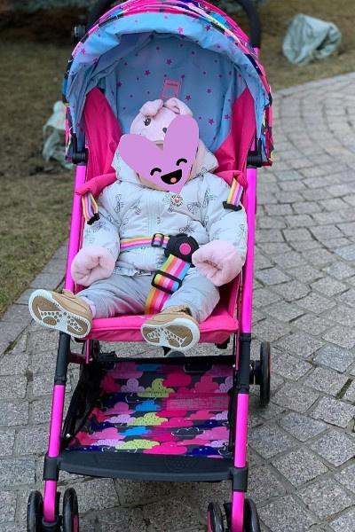Лера Кудрявцева поделилась снимком с ребенком