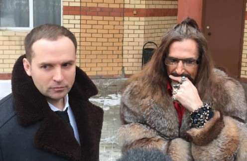 Сергей Жорин и Никита Джигурда