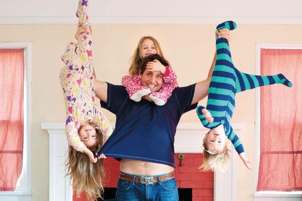 Супруг проводит слишком много времени с ребенком от первого брака