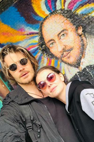 Супруга Максима Матвеева Боярская считает лучшим мужчиной в мире