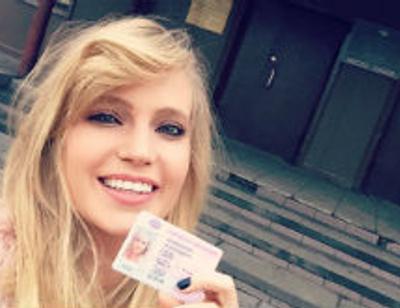 Глюкоза получила новые водительские права