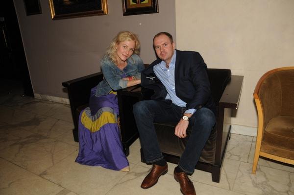 Катя Гордон хотела увести Сергея Жорина у его пятой жены