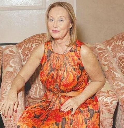 В апреле актрисе исполнилось 63 года
