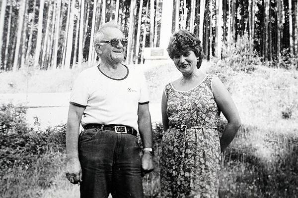 Со вторым мужем Алексеем Ольга прожила почти 25 лет