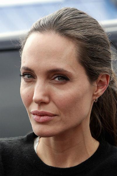Анджелина Джоли стремительно похудела