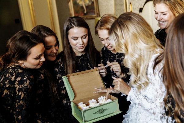 Капкейки из Cupcake Story, домашней кондитерской Сергея Жукова и Регины Бурд