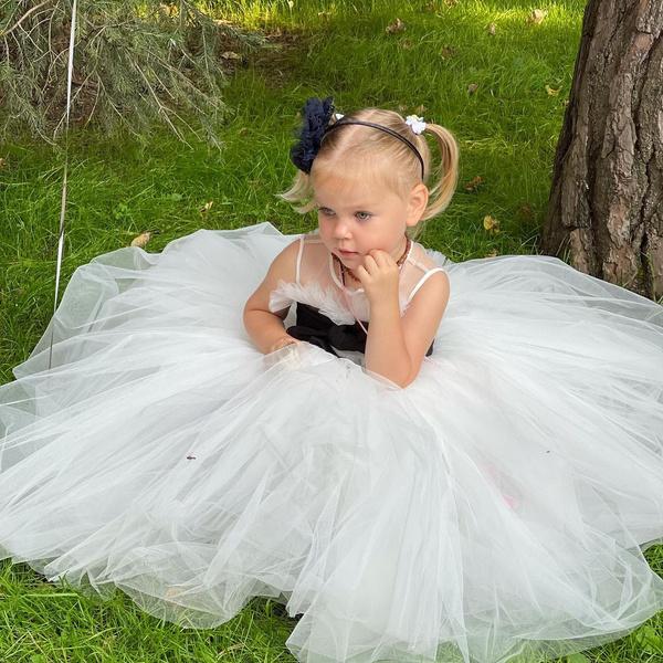 Маша была настоящей принцессой на празднике