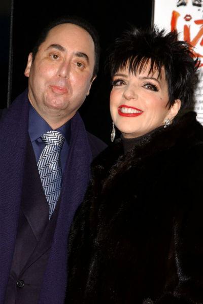 Дэвид и Лайза прожили вместе чуть больше года