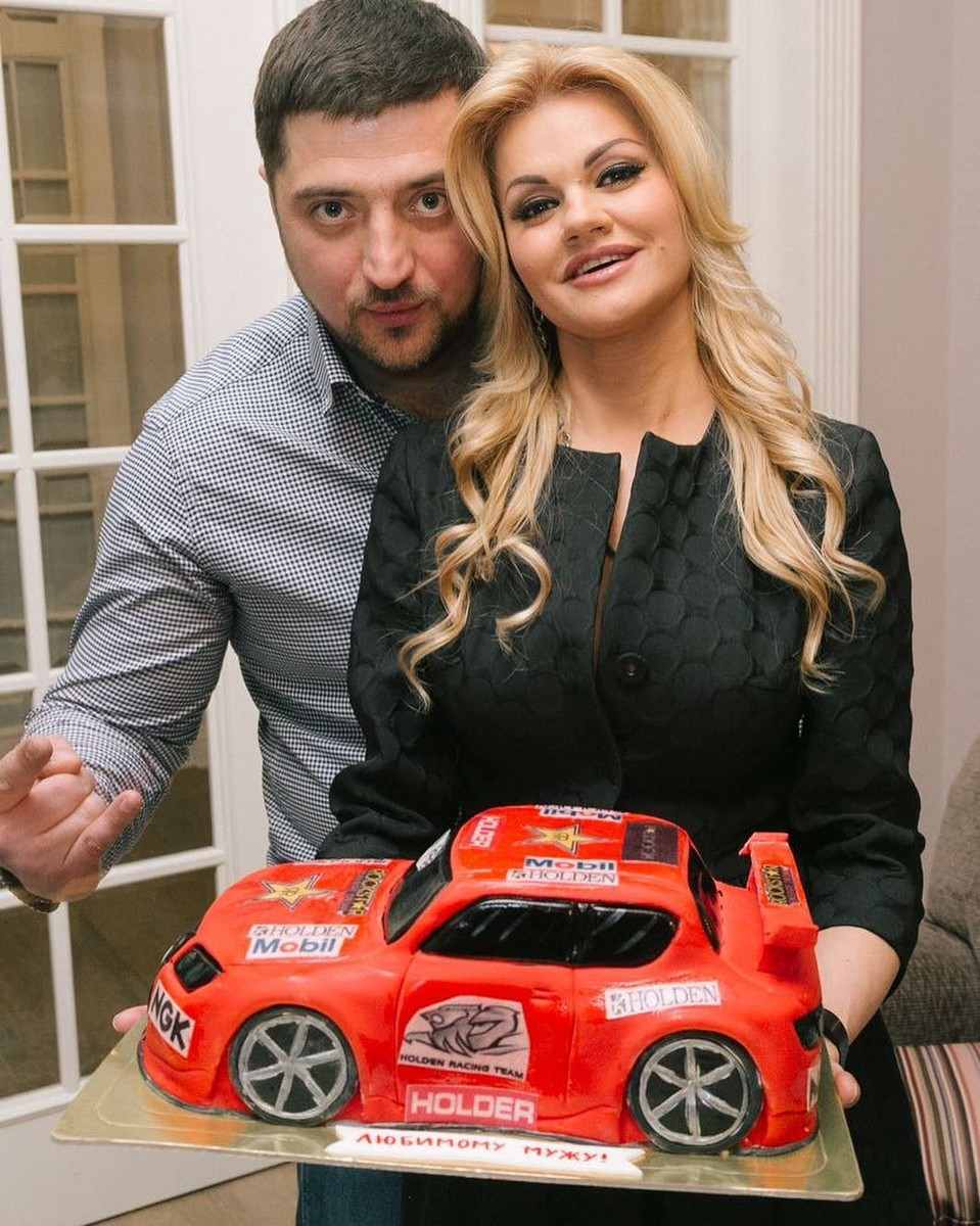 ирина круг вышла замуж фото козарь