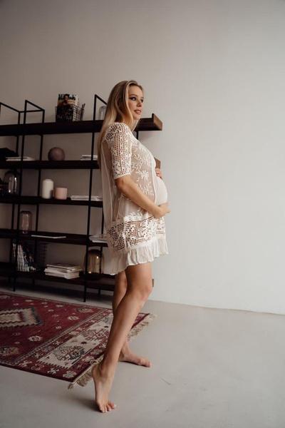 Фигуристка Анна Погорилая станет мамой в первый раз