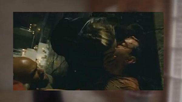 На съемках фильма «Особо опасен» Анджелина Джоли практически поцеловалась с Константином Хабенским