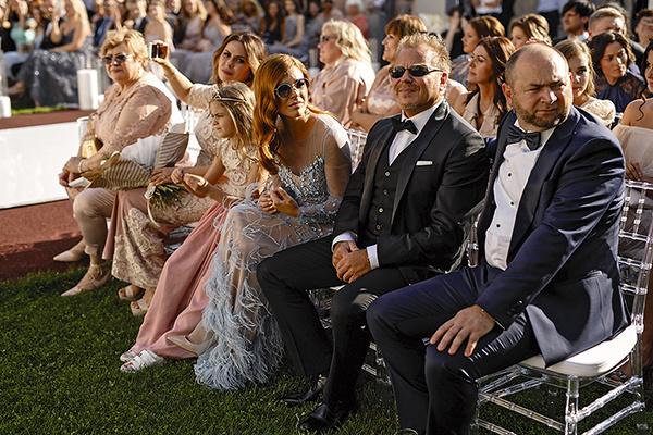 Владимир Пресняков и Наталья Подольская заняли места рядом с папой Алены Красновой