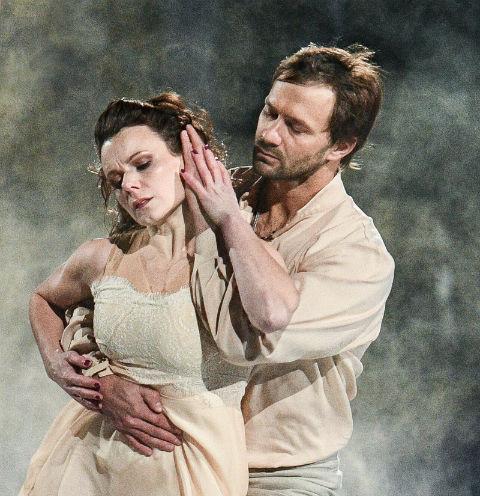 Мария Петрова и Дмитрий Сычев