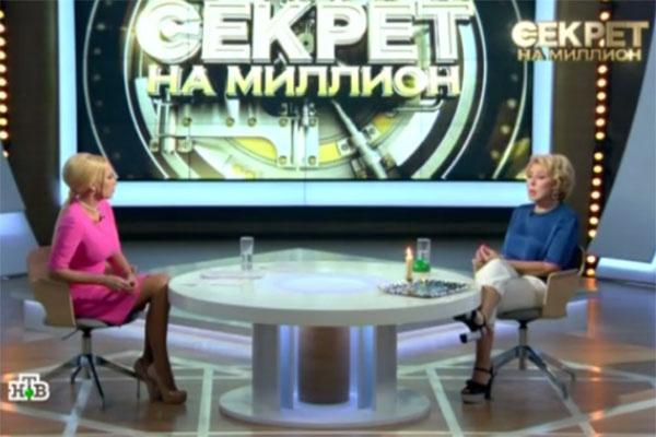 Любовь Успенская стала первой, кто ответил на самый сложный вопрос от Леры Кудрявцевой
