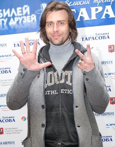Фигурист Петр Чернышев