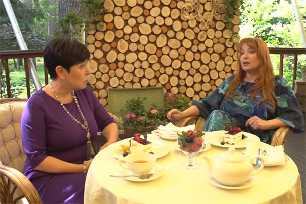Вера Сотникова призналась Наташе Барбье, что верит в чудеса