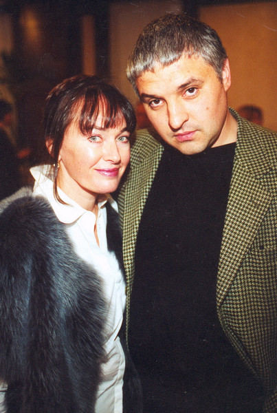 Гузеева и Бухаров поженились в 1999-м