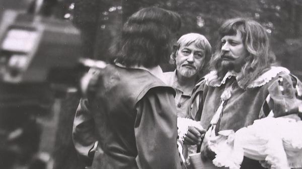 Каждую сцену Боярский и Смирнитский могли обсудить с режиссером напрямую