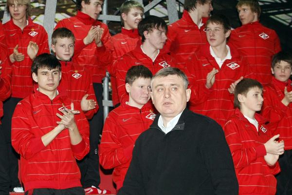 Тренерская карьера Черенкова не сложилась