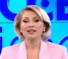 Шок! Голая неадекватная женщина чуть не убила телеведущую в прямом эфире