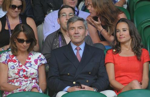 Семья Миддлтон наживается на Олимпиаде