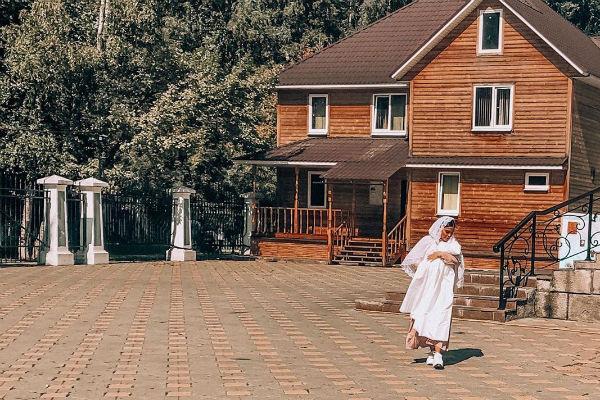 Екатерина несколько дней готовилась к церемонии крещения сына