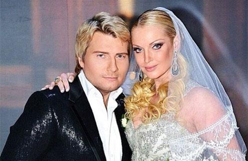 Волочкова  и Басков - жених и невеста