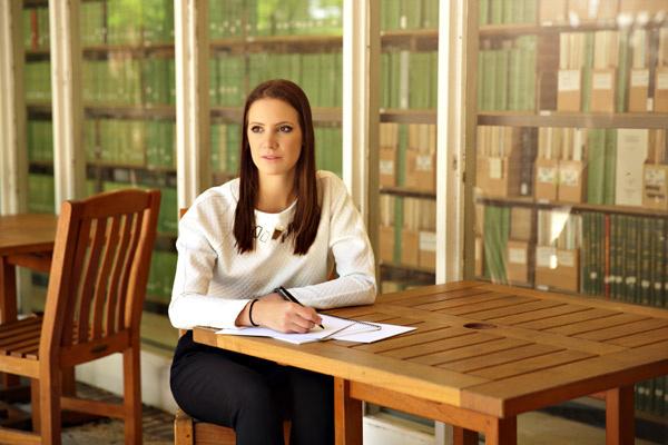 Кира уверена: учеба поможет ей еще более успешно вести бизнес в России