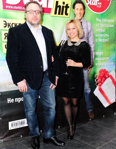 Вадим Воронов и Алиса Селезнева