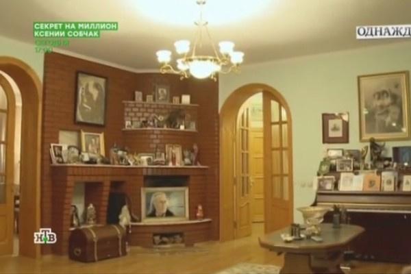 Гостиная Ильи Резника