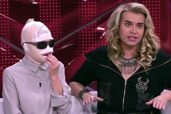 Екатерина Тершкович после операции, и Гоген Солнцев