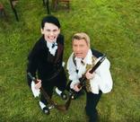 «Дико тусим»: Николай Басков и Даня Милохин закатили вечеринку в честь премьеры клипа