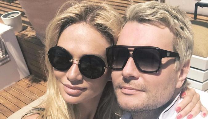 Николай Басков обнародовал интимный снимок с Викторией Лопыревой
