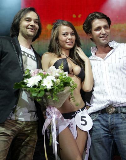 Александр Маленков, мисс MAXIM, Илья Безуглый