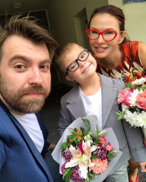 Александр Семин и Эвелина Бледанс родили в браке сына Семена