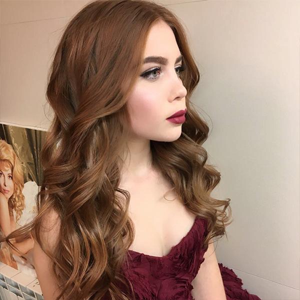 Марианна Газманова