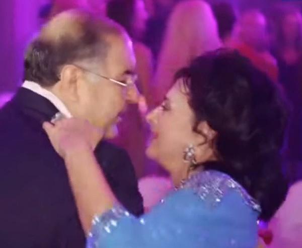 Ирина Винер и Алишер Усманов живут в законном браке порядка 26 лет
