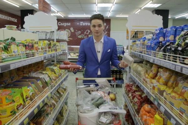 Александр знает, где лучше закупаться продуктами