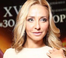 Татьяна Навка похвасталась спортивной мамой