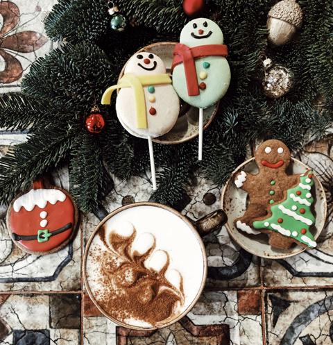 Стиль жизни: Новогодние десерты в «Хлебе Насущном» – фото №1