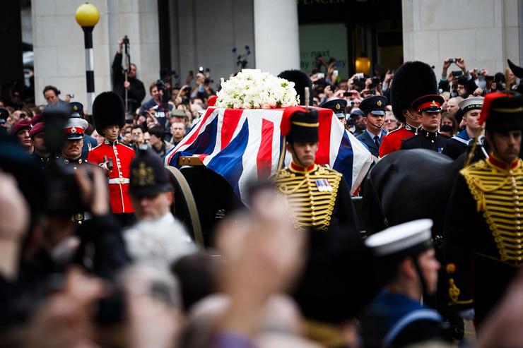 Маргарет Тэтчер умерла 8 апреля 2013-го