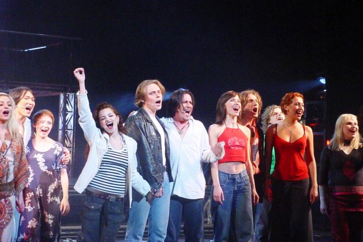 После того, как Дольникова исполнила «Молитву» на кастинге в «Метро», одна из претенденток сказала, что другим певицам здесь делать нечего