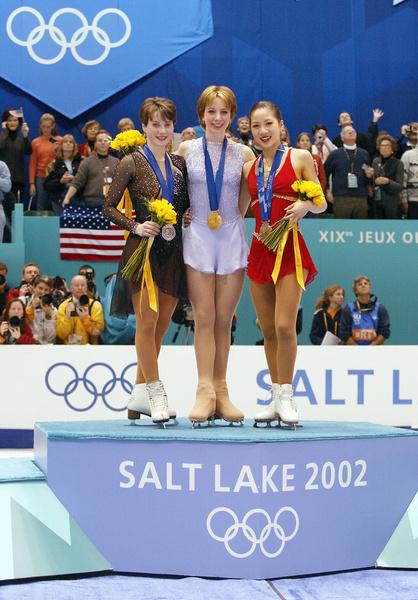 Российская Федерация фигурного катания настаивала на второй золотой медали для Слуцкой