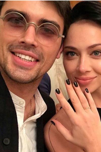 С Кириллом Дыцевичем они поженились спустя несколько месяцев после начала отношений