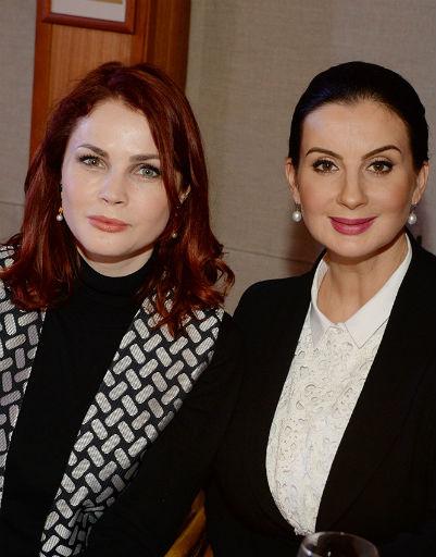 Екатерина Вуличенко и Екатерина Стриженова