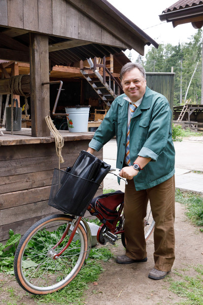 Андрей Леонов сыграл ветеринара